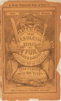 Books:Literature Pre-1900, [American Humor]. The Book of 1000 Comical Stories; an Endless Repast of Fun. New York: Dick & Fitzgerald, 1859....