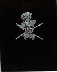 Grateful Dead Comix Collection Limited Slipcase Edition Artists Proof Signed by Jerry Garcia (Kitchen Sink, 1991) Condit...