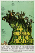 """Movie Posters:Drama, The Four Horsemen of the Apocalypse (MGM, 1961). One Sheet (27"""" X 41"""") Style B. Drama.. ..."""
