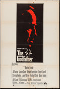 """Movie Posters:Crime, The Godfather (Paramount, 1972). British One Sheet (27"""" X 40"""").Crime.. ..."""