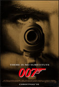 "Movie Posters:James Bond, GoldenEye (United Artists, 1995). One Sheet (27"" X 40"") DS Advance. James Bond.. ..."
