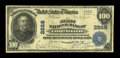 National Bank Notes:Kentucky, Owenton, KY - $100 1902 Plain Back Fr. 698 The First NB Ch. # 2868....