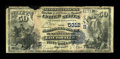 National Bank Notes:Kentucky, Louisville, KY - $50 1882 Date Back Fr. 563 The NB of Kentucky Ch.# (S)5312. ...