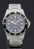 Timepieces:Wristwatch, Rolex Ref. 14060 Oyster Perpetual Submariner, circa 1995. ...