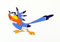 Animation Art:Color Model, The Lion King Zazu Color Model Cel (Walt Disney, 1994)....