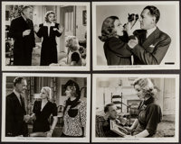 "Exposed (Universal, 1938). Photos (15) (8"" X 10""). Crime. ... (Total: 15 Items)"