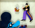 Animation Art:Limited Edition Cel, The Yellow Submarine Production Cel Set-Up (UnitedArtists/King Features, 1968)....