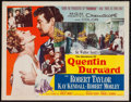 "Movie Posters:Adventure, Quentin Durward & Others Lot (MGM, 1955). Half Sheets (3) (22""X 28"") Style A. Adventure.. ... (Total: 3 Items)"