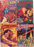 Pulps:Science Fiction, Astounding Stories Group (Street & Smith, 1931) Condition:Average FN-.... (Total: 12 Items)