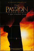 "Movie Posters:Drama, The Passion of the Christ (Newmarket, 2004). One Sheet (27"" X 39.5"") SS Advance. Drama.. ..."