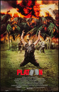 "Movie Posters:Academy Award Winners, Platoon (Orion, 1986). International One Sheet (25"" X 39""). Academy Award Winners.. ..."
