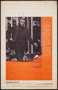 "Movie Posters:Crime, Bullitt (Warner Brothers, 1968). Window Card (14"" X 22""). Crime....."