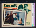 """Movie Posters:Crime, Picture Snatcher (Warner Brothers, 1933). CGC Graded Lobby Card(11"""" X 14""""). Crime.. ..."""