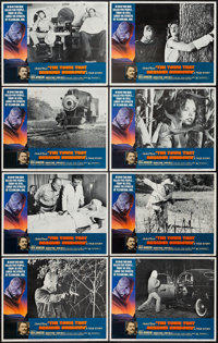 "The Town That Dreaded Sundown (American International, 1977). Lobby Card Set of 8 (11"" X 14""). Thriller. ... (..."