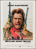 "Movie Posters:Western, The Outlaw Josey Wales (Warner Brothers, 1976). Poster (30"" X 40"").Western.. ..."