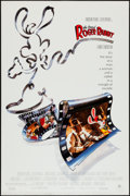 "Movie Posters:Animation, Who Framed Roger Rabbit (Buena Vista, 1988). One Sheet (27"" X 41"").Animation.. ..."