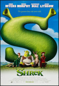 "Movie Posters:Animation, Shrek (DreamWorks, 2001). One Sheet (27"" X 40"") DS. Animation.. ..."