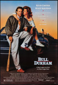 "Movie Posters:Sports, Bull Durham (Orion, 1988). One Sheet (27"" X 40""). Sports.. ..."