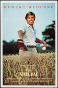 "Movie Posters:Sports, The Natural (Tri-Star, 1984). International One Sheet (27"" X 41""). Sports.. ..."