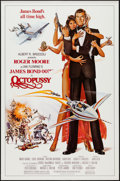 "Movie Posters:James Bond, Octopussy (MGM/UA, 1983). One Sheets (2) (27"" X 41"") Regular andAdvance Style A. James Bond.. ... (Total: 2 Items)"
