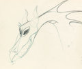 Animation Art:Production Drawing, Sleeping Beauty Maleficent Production Drawings (Walt Disney,1959).... (Total: 4 )