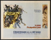 """The Magnificent Seven (United Artists, 1960). Half Sheet (22"""" X 28"""") Style B. Western"""