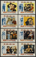 """Movie Posters:Comedy, Son of Paleface (Paramount, 1952). Lobby Card Set of 8 (11"""" X 14"""").Comedy. ..."""