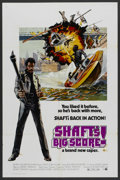 "Movie Posters:Blaxploitation, Shaft Poster Lot (MGM, 1970s). One Sheet (27"" X 41"").Blaxploitation. ""Shaft's Big Score"" and ""Shaft in Africa.""..."