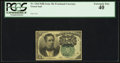Fractional Currency:Fifth Issue, Fr. 1264 10¢ Fifth Issue PCGS Extremely Fine 40.. ...
