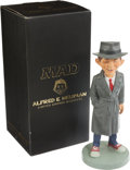 Memorabilia:MAD, MAD Alfred E. Neuman Limited Edition Maquette 438/2,500 (MAD/WarnerBros. Inc, 1999)....