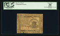 Colonial Notes:Continental Congress Issues, Continental Currency February 17, 1776 $1 PCGS Apparent Very Fine30.. ...