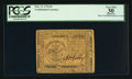 Colonial Notes:Continental Congress Issues, Continental Currency February 17, 1776 $5 PCGS Apparent Very Fine30.. ...