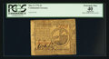 Colonial Notes:Continental Congress Issues, Continental Currency May 9, 1776 $2 PCGS Apparent Extremely Fine40.. ...