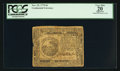 Colonial Notes:Continental Congress Issues, Continental Currency November 29, 1775 $6 PCGS Apparent Very Fine20.. ...