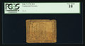 Colonial Notes:Continental Congress Issues, Continental Currency February 17, 1776 $2/3 PCGS Very Good 10.. ...