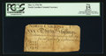 Colonial Notes:North Carolina, North Carolina March 9, 1754 30s PCGS Apparent Fine 15.. ...