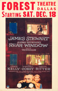 "Movie Posters:Hitchcock, Rear Window (Paramount, 1954). Window Card (14"" X 22"").. ..."