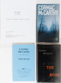 Books:Literature 1900-up, Cormac McCarthy. Four Different First Editions of The Road,One Signed. Including a first American, first Britis... (Total: 4Items)
