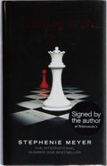 Books:Science Fiction & Fantasy, Stephenie Meyer. SIGNED / LIMITED. Breaking Dawn. Atom Books, 2008. Number 513 of 1,000 copies signed by Meyer o...