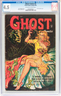 Golden Age (1938-1955):Horror, Ghost #2 (Fiction House, 1952) CGC VG+ 4.5 Off-white to whitepages....