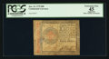 Colonial Notes:Continental Congress Issues, Continental Currency January 14, 1779 $80 PCGS Apparent ExtremelyFine 45.. ...
