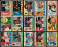 Baseball Cards:Lots, 1960 Topps Baseball Mainly Stars & HoFers Collection (60). ...