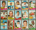 Baseball Cards:Lots, 1965 Topps Baseball Mainly Stars & HoFers Collection (38). ...
