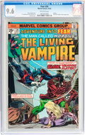 Bronze Age (1970-1979):Horror, Fear #24 Morbius (Marvel, 1974) CGC NM+ 9.6 Off-white pages....