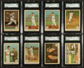 Baseball Cards:Lots, 1959 Fleer Ted Williams Mid to High Grade Collection (123). ...