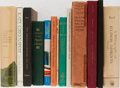 Books:Books about Books, [Books About Books]. Group of 13 Books. Various publishers and editions. Good or better condition....