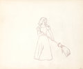 Animation Art:Production Drawing, Snow White and the Seven Dwarfs Production Drawing (Walt Disney, 1937)....
