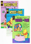 Bronze Age (1970-1979):Cartoon Character, Winnie the Pooh Group (Gold Key/Whitman, 1977-84) Condition: AveageVF+.... (Total: 6 Comic Books)