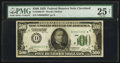Small Size:Federal Reserve Notes, Fr. 2200-D* $500 1928 Federal Reserve Note. PMG Very Fine 25 Net.. ...