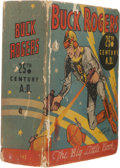 Big Little Book:Science Fiction, Big Little Book #742 Buck Rogers in the 25th Century A.D. (Whitman,1933) Condition: VG....